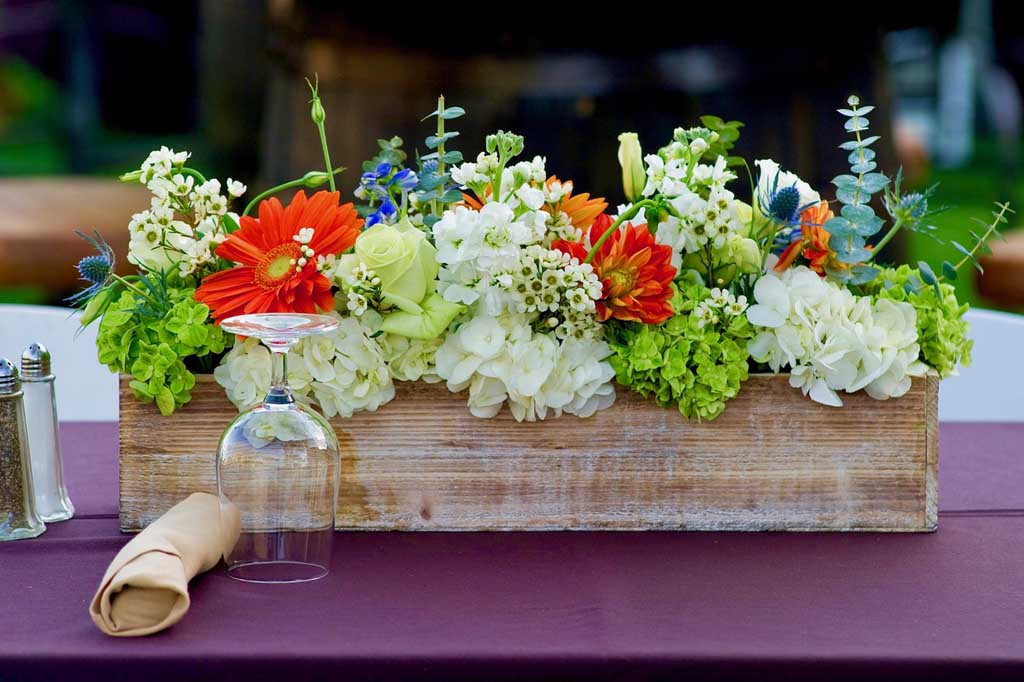 florist for events