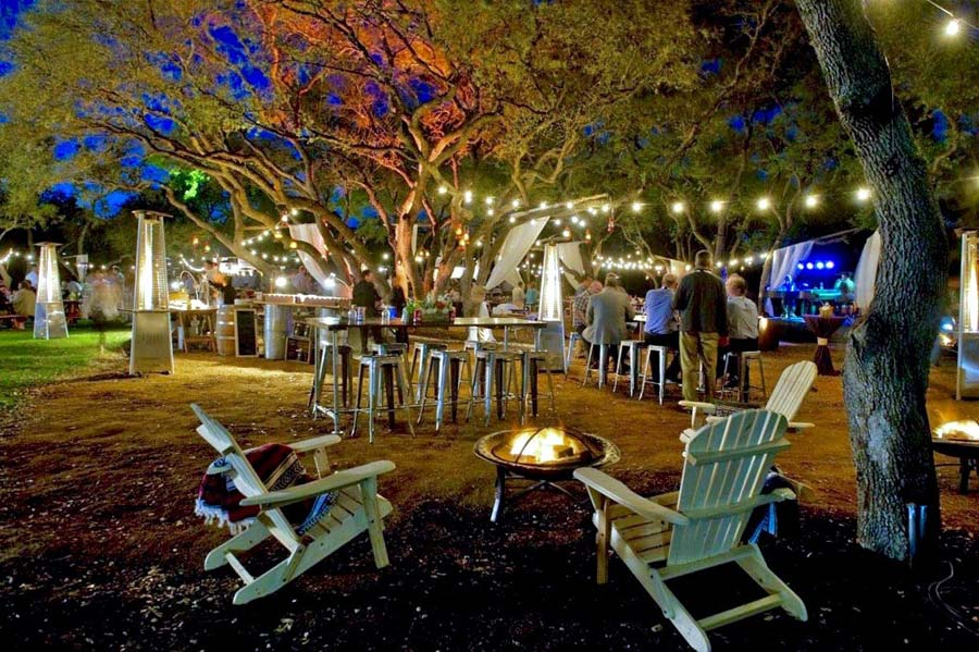 outdoor event planners