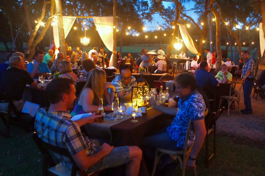 texas event staging