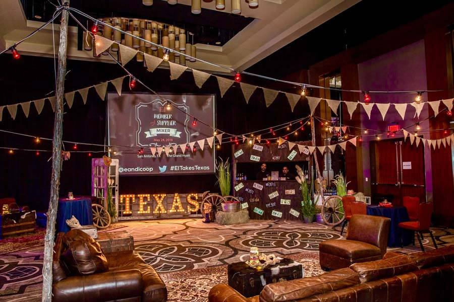 event production companies in san antonio