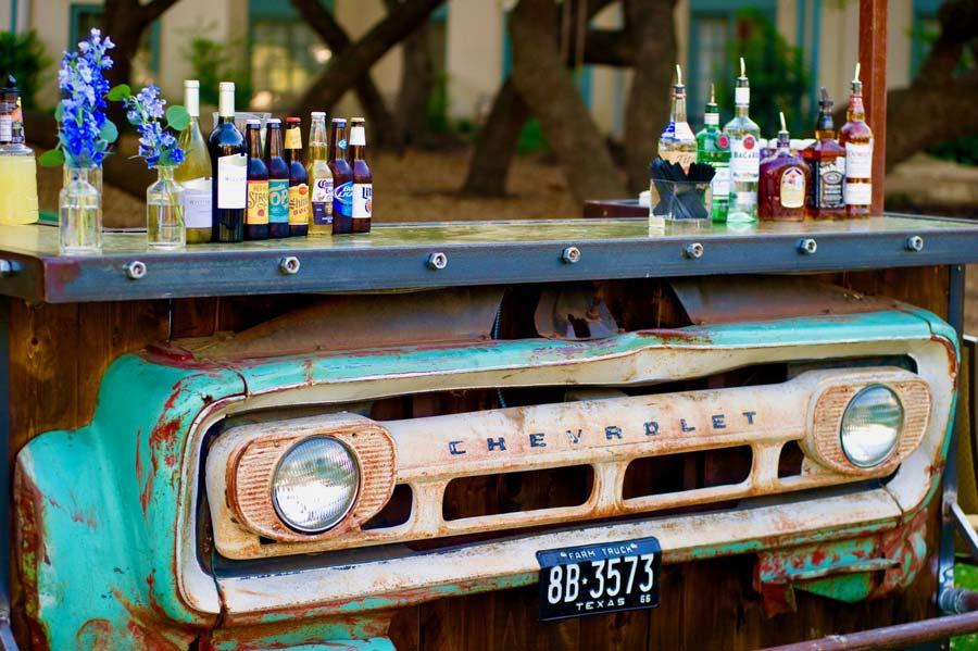 car bar events