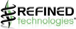refined tech logo