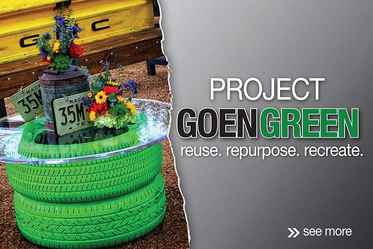 Goen Green initiative